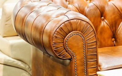 Leather sofa restoration | Products for renovating sofas