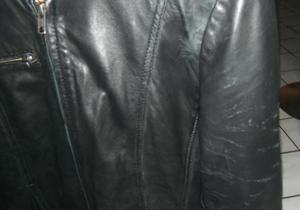 Nettoyer blouson cuir - Nettoyer tache sur blouson