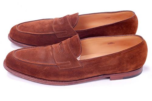 Comment entretenir des chaussures en daim ?